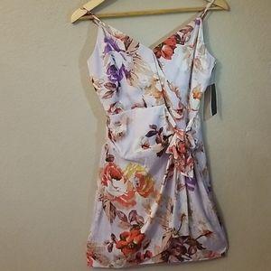 GUESS Flora Mini Dress